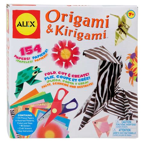 Origami Kits For - origami kirigami kit for educational toys planet
