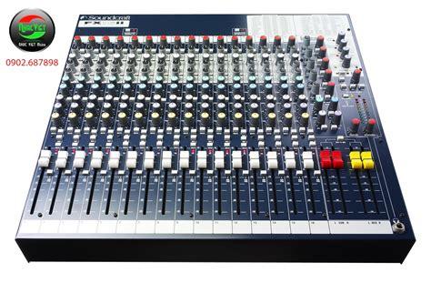 Mixer Soundcraft Efx 16 Mixer Soundcraft Efx 16