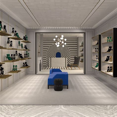 sensational shoe stores elle decoration uk