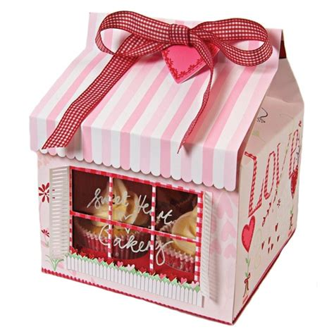 valentines day cupcake boxes 17 best images about gable top gallery on