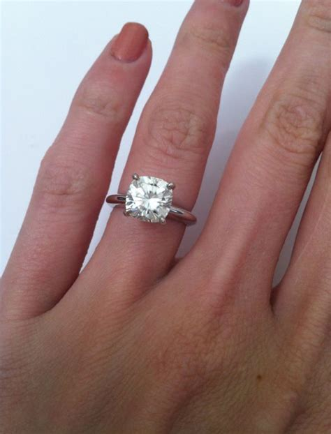 1000  ideas about Solitaire Cushion Cut on Pinterest