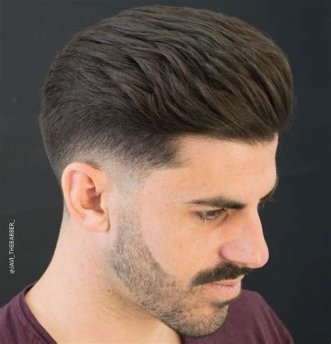 low fade with long hair 20 stylish low fade haircuts for men
