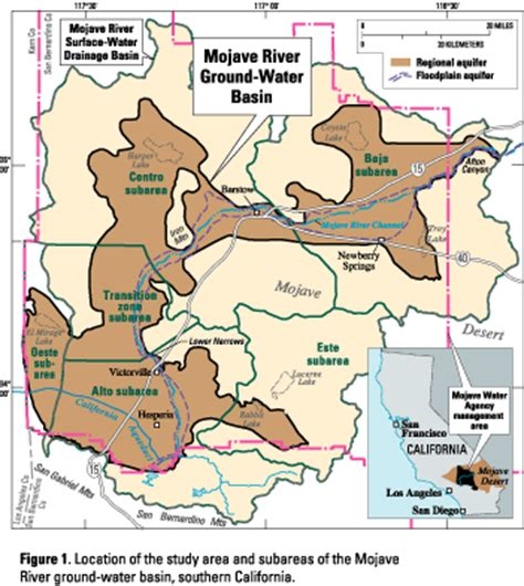 california high desert map hemp nayer danger in california s high desert aquifer