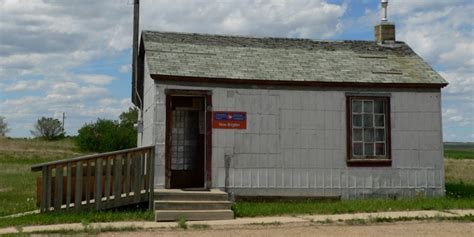Sedalia Post Office by New Brigden Community