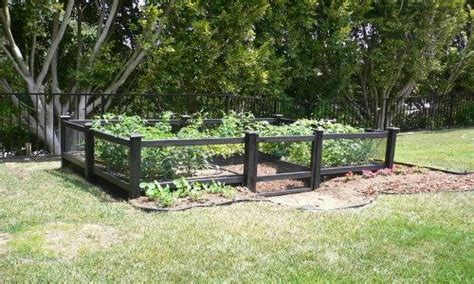 patio fence designs small vegetable garden fence ideas