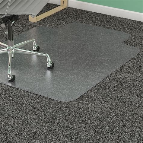 Anti Static Chair Mats For Carpet by Lorell Anti Static Chair Mat Carpeted Floor 60