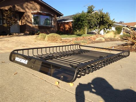Yakima Warrior Rack by Yakima Megawarrior With Extension Roof Rack
