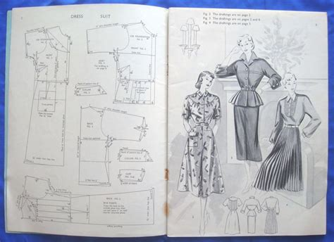 vintage pattern cutting books vintage haslam system of dresscutting drafting system