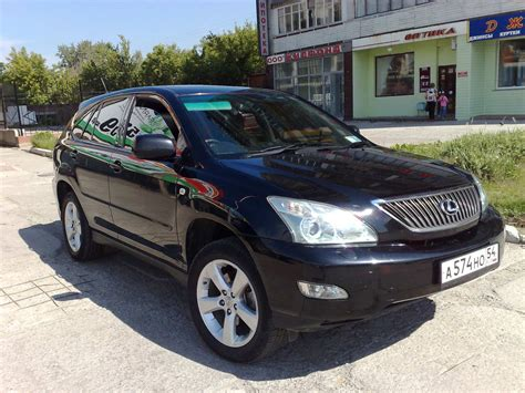 2003 Lexus Rx 300 by 2003 Lexus Rx 300 Information And Photos Momentcar