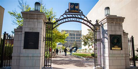 Gwu Mba Application by The George Washington School Of Business