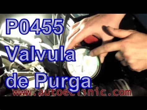 po455 hyundai c 243 mo diagnosticar un p0455 de c 243 digos v 225 lvula de purga