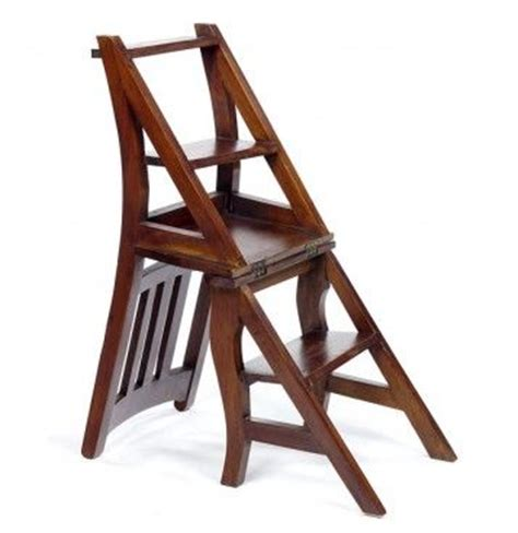 Library Chair Step Stool by Library Chair And Step Stool I Need Four Of These