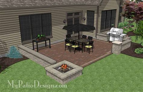Rectangular Outdoor Pit 106 Best Images About 6 Corner Designs On