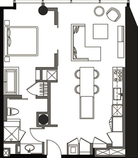 veer towers floor plans veer towers floor plan one bedroom v1b 2 veer towers las