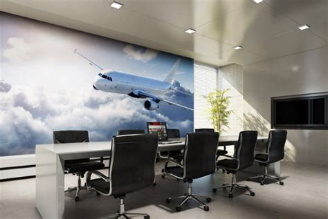 photo wallpapers  office interior
