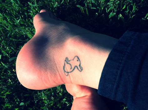 bunny tattoos best 25 bunny tattoos ideas on