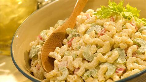 pasta slad classic macaroni salad