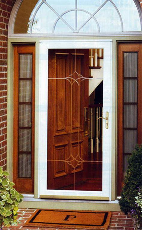 Glass And Screen Door Screens Doors Fortikur