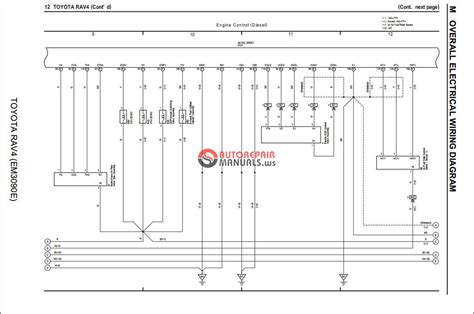toyota rav4 2013 wiring diagram auto repair manual forum