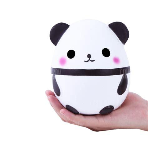 Promo Sale Squishy Sumo Panda jumbo squishy panda kawaii scented squishies rising toys doll gift