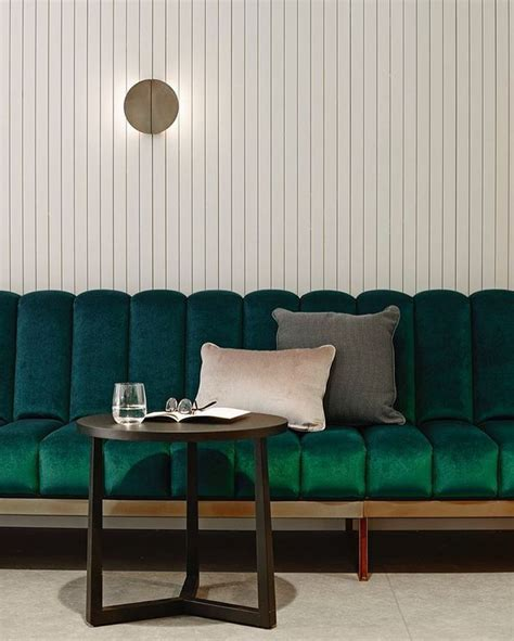 velvet banquette seating bates smart is an integrated architecture interior design