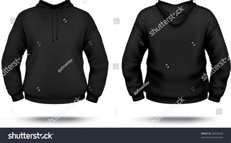 hoodie with design on back black hoodie template vector www pixshark com images