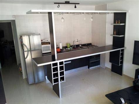 ideas decoracion barra de cocina  cantina cocina