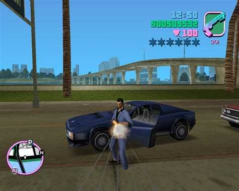 Grand Theft Auto Vice City by Grand Theft Auto Vice City Low Requirement Games