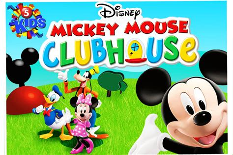 micky mouse club house tv5 kids airs quot mickey mouse clubhouse quot starting june 6