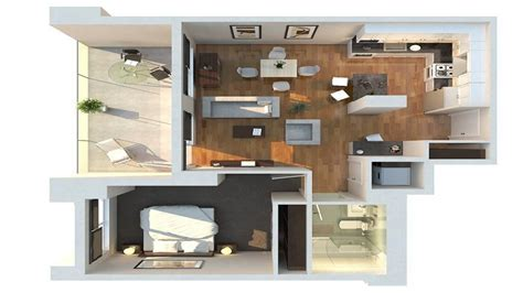 how big is a one bedroom apartment large 1 bedroom apartment floor plans luxury 1 bedroom