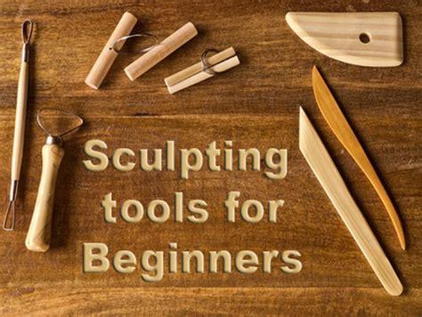 sculpting materials  beginners