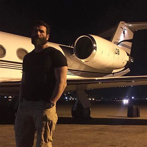 Why Seal A Search Warrant King Of Instagram Dan Bilzerian Arrested On Weapons Charges At Lax Highlight