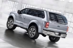 2015 Ford Bronco Concept » Design Interior 2017