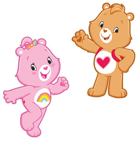 care wall stickers 24 care bears accent wall stickers decal set