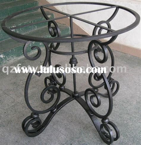 wrought iron table base for sale wrought iron table base table base table leg metal leg