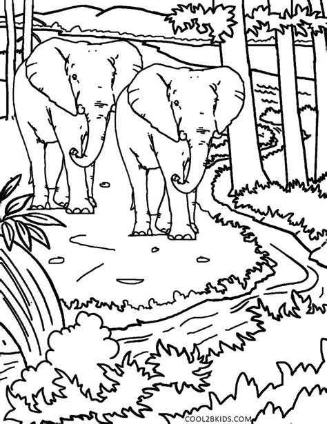 cool nature coloring pages nature island coloring pages print with palm tree