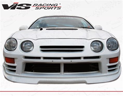 1994 Toyota Front Bumper 1994 1999 Toyota Celica 2dr Zyclone Front Bumper Vis
