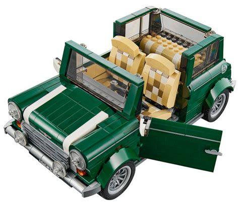 Lego 10242 Mini Cooper Hijau lego 10242 mini cooper i brick city
