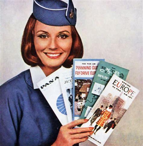 The Attendant traveling in style pan am flight attendants my