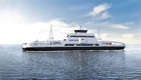 ferry electric all electric ferry wins ship of the year award