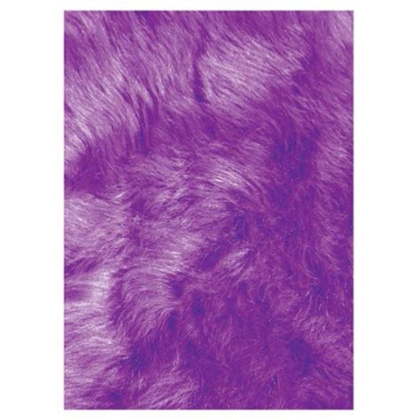 rugs with purple accents la rug flokati purple 2 ft 7 in x 3 ft 11 in accent