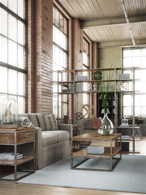 interior decor in 3ds max cgtalk industrial interior alex coman 3d
