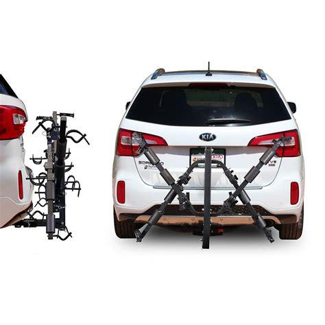 Go Bike Rack by Lets Go Aero Bikewing T4 4 Bike Rack 2 Quot Hitches