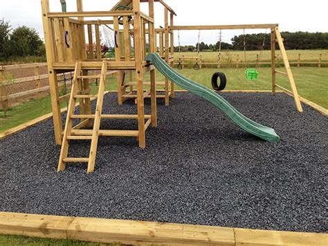 eco play eco rubber chippings