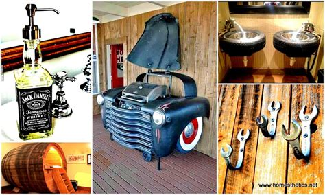 Unique Kitchen Decor Ideas by Diy Mancave Decor 19 Creative And Inspiring Diy Decor And