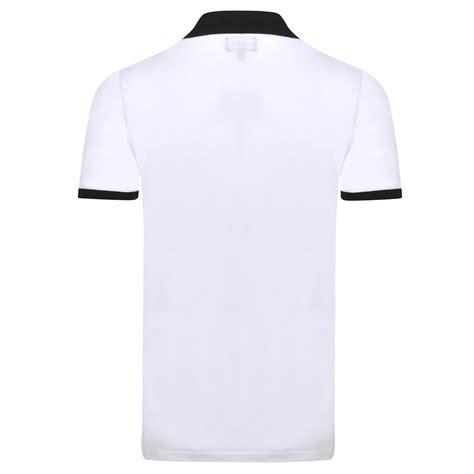 Emblem Persija T Shirt White emporio armani t shirts emporio armani polo t shirts the