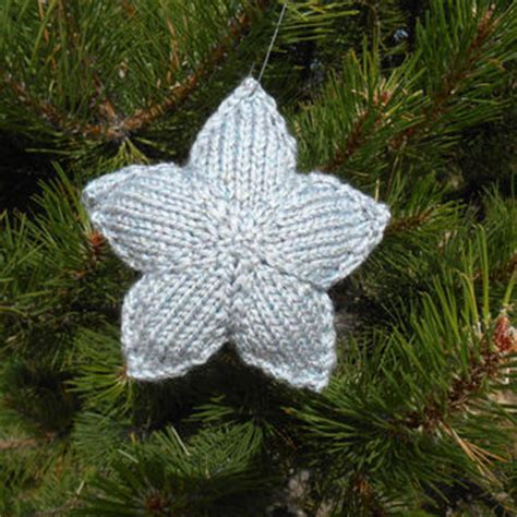 knitting pattern christmas tree topper knit star ornament knit christmas from stickshooksandyarn on