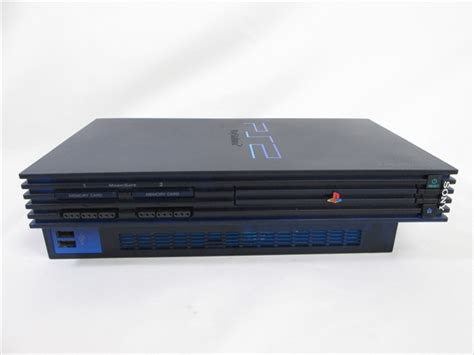 Ps2 Japan Hdd40gb Terbaru 1 ps2 console system scph 50000 midnight blue disk drive playstation 2 1015 ebay