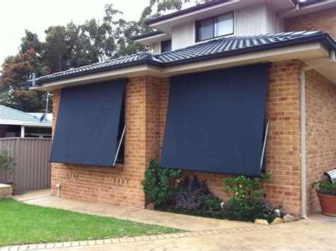 powered awnings external blinds awnings shutters solar powered