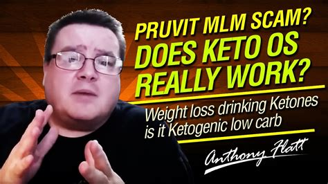 weight loss ketones pruvit mlm scam does keto os really work weight loss